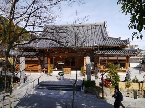 須磨寺 蓮生院