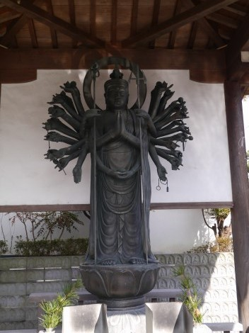 須磨寺 千手観世音菩薩