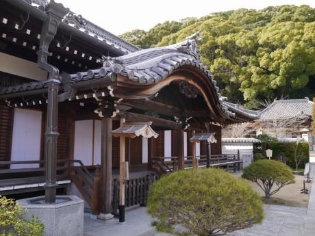 須磨寺 書院