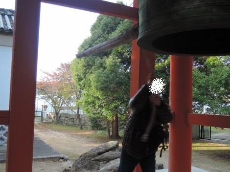 三身山 太山寺  鐘楼